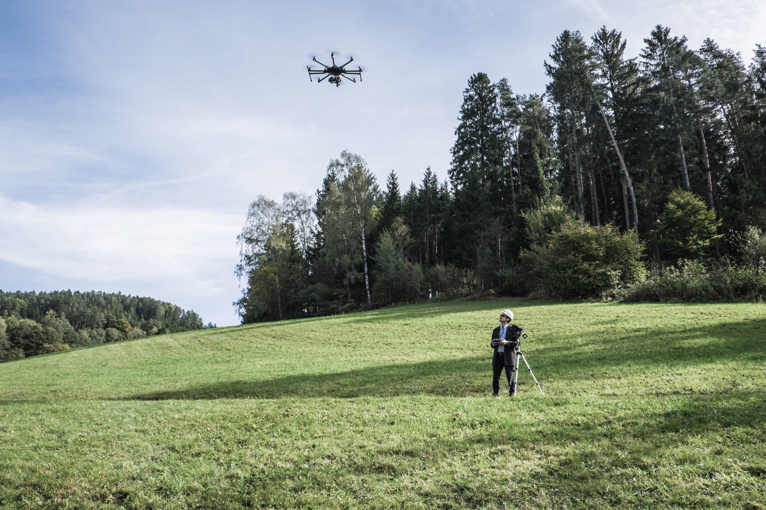 Höf15 Drohnenschule